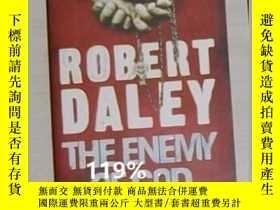 二手書博民逛書店英文原版罕見《 The Enemy of God 》Robert