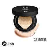 W.Lab 雪霧氣墊粉餅13g 21白皙 原廠公司貨