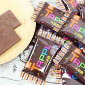 77迷你波露代可可脂巧克力3000g【0216零食團購】GC021-5