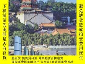 二手書博民逛書店北京旅遊地圖(英文版)罕見北京地圖 北京市地圖Y185807 北
