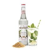 Monin糖漿-蔗糖700ml (專業調酒比賽 及 世界咖啡師大賽 指定專用產品)