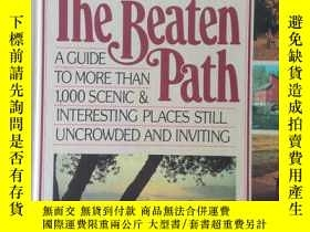 二手書博民逛書店Reader s罕見Digest Off the Beaten