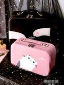 化妝包小號便攜可愛女大容量品網紅ins風超火收納盒箱手提隨身袋  韓語空間
