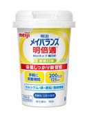 明治 明倍適精巧杯(香蕉口味)-125ml(日本原裝進口)