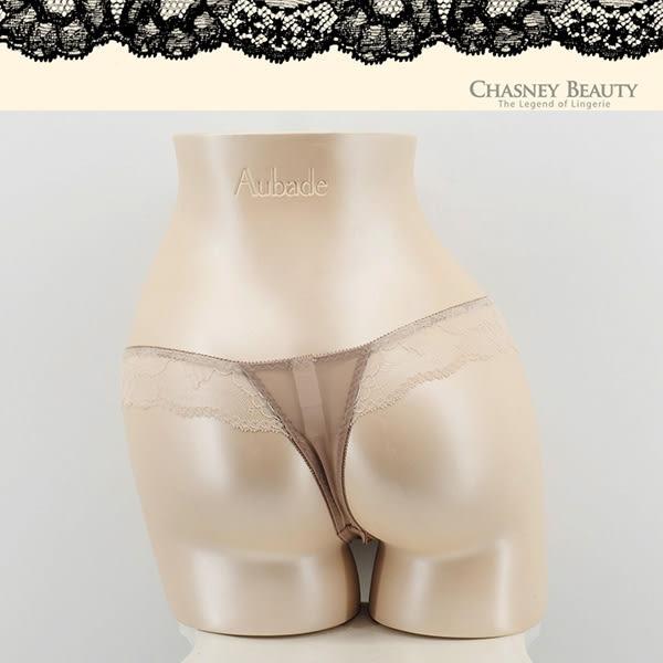 Chasney Beauty-雅典娜S-M蕾絲丁褲(芋肤B款)