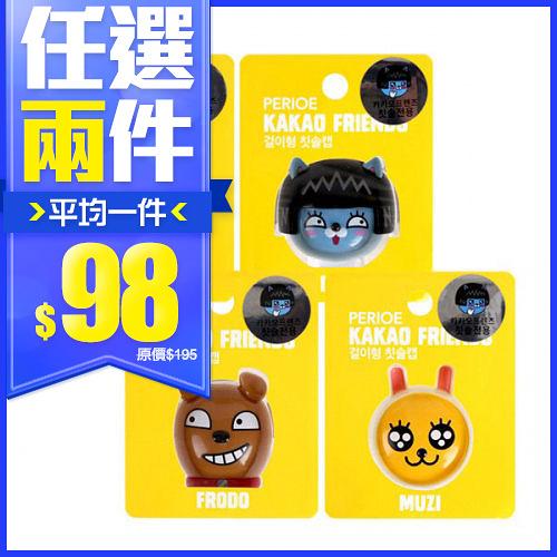 【任選2件 $195】KAKAO 大頭公仔牙刷架 1入【BG Shop】4款供選