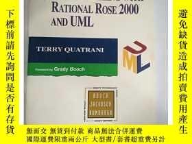 二手書博民逛書店罕見~ 外文書 Visual Modeling with Rational Rose 2000 anY2052