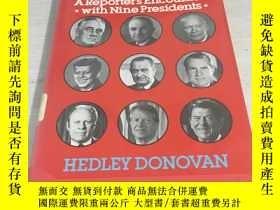 二手書博民逛書店From罕見Roosevelt to Reagan: A rep