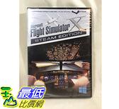 [106美國直購] 全新 Microsoft Flight Simulator X: Steam Edition (PC, 2014)