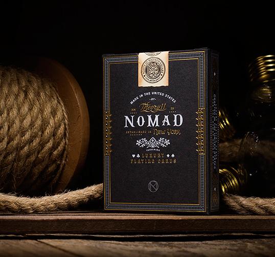 【USPCC撲克】撲克牌 T11 Nomad Deck