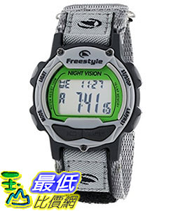 [106美國直購] Freestyle 手錶 Women s FS84887 B005ZRN8YI Predator Grey/Green Watch