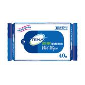 添寧 潔膚濕巾 (40抽 / 包) 濕紙巾【杏一】