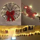 LED聖誕燈5米50燈 迷你LED小燈泡串燈彩燈防水銅線燈串