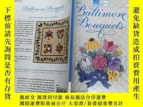 二手書博民逛書店Baltimore罕見Bouquets: Patterns an