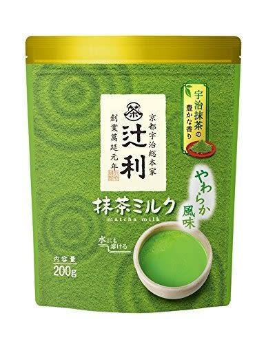 【京之物語】日本製辻利 抹茶粉 冷熱皆宜 200g
