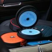 BUBM cd光盤包車載車內汽車家用dvd藍光碟片袋套盒子32片大容量光碟收納包兒童早教  街頭布衣
