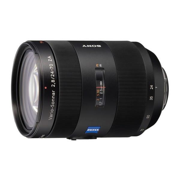 SONY 卡爾蔡司24-70mm T* F2.8 數位單眼相機鏡頭 SAL2470Z