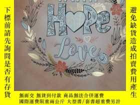 二手書博民逛書店Color罕見Bk Faith Hope LoveY19139