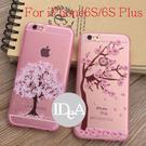 Apple 蘋果iPhone6S/6S Plus 浪漫櫻花粉紅系列 手機殼 軟殼 保護殼 日本 賞櫻 SAKURA