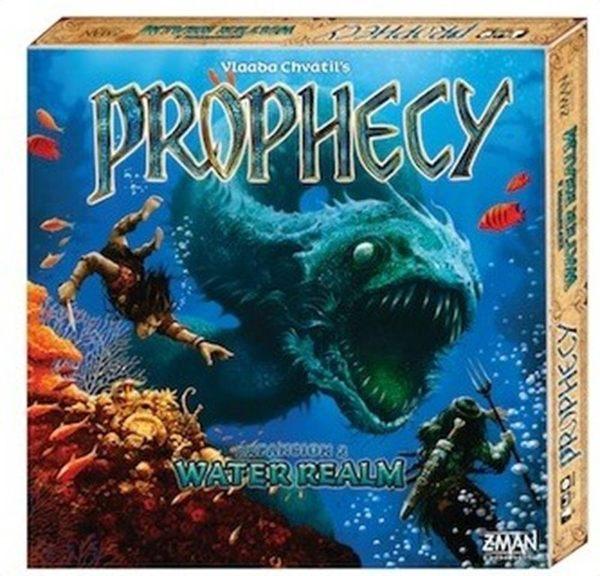 『高雄龐奇桌遊』 預言 水之領域擴充 Prophecy: Water Realm ★正版桌上遊戲專賣店★
