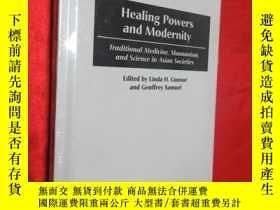 二手書博民逛書店Healing罕見Powers and Modernity (小