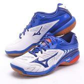樂買網 MIZUNO 18FW 高階款 男排羽球鞋 FANG SS2系列 2E寬楦 71GA171024 贈排球襪