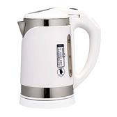 鍋寶 滑蓋式雙層隔熱1公升不鏽鋼智慧型快煮壺KT-100-D
