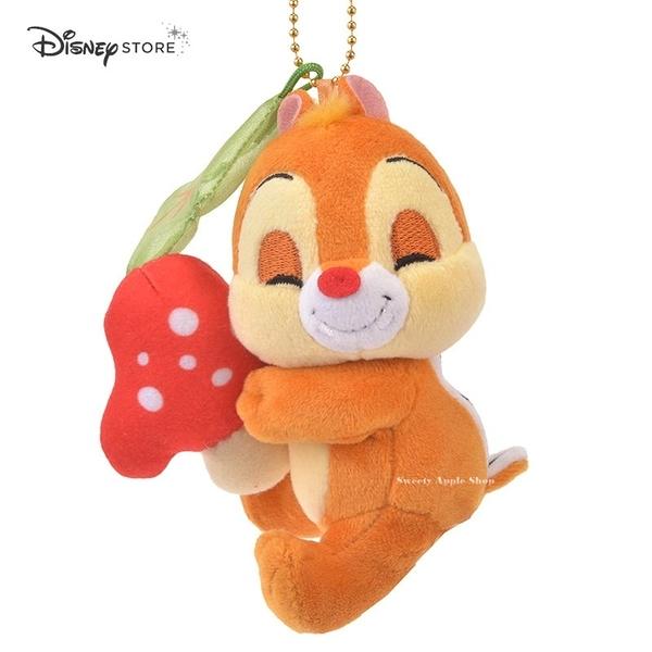 日本 Disney Store 迪士尼商店 限定 蒂蒂 蘑菇版 珠鍊娃娃