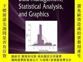 二手書博民逛書店Using罕見R For Data Management, Statistical Analysis, And G