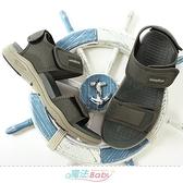 男運動鞋 超輕量舒適足弓運動涼鞋 魔法Baby