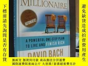 二手書博民逛書店The罕見automatic Millionaire:A pow