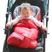 嬰兒抱被睡袋兩用秋冬加厚防踢被新生兒寶寶推車外出防風保暖抱毯秋季上新