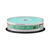 DIOO海洋版16X DVD-R 10片桶裝【愛買】