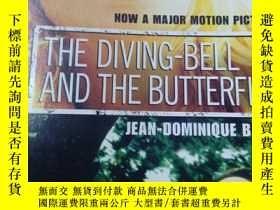 二手書博民逛書店the罕見diving-bell and butterfly 潛水鐘與蝴蝶Y398159 法國 bauby h
