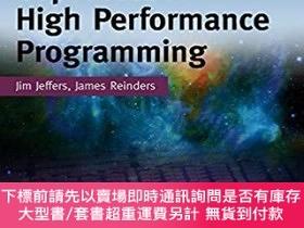 二手書博民逛書店Intel罕見Xeon Phi Coprocessor High-Performance Programming奇