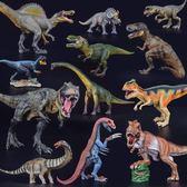 侏羅紀世界大號恐龍玩具仿真實心恐龍模型霸王龍套裝男孩玩具禮物【全館滿888限時88折】
