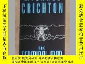 二手書博民逛書店《罕見Terminal Man 》Michael Crichto