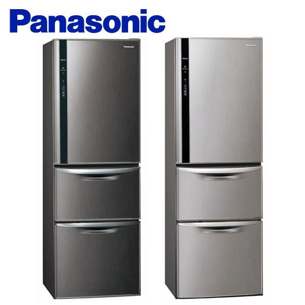 Panasonic 國際牌 385L三門1級變頻冰箱NR-C389HV *免費基本安裝*-
