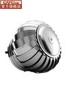 304不銹鋼無動力風帽屋頂通風器工業廠房...