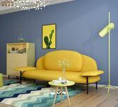 軟糖沙發 家具現代簡約兩人雙人布藝沙發客廳臥室小戶型小沙發MKS 瑪麗蘇
