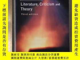 二手書博民逛書店Introduction罕見to literature criticism and theory literary