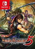 任天堂 Nintendo Switch 戰國無雙 5 Samurai Warriors 5 中文版 (預購6/24)