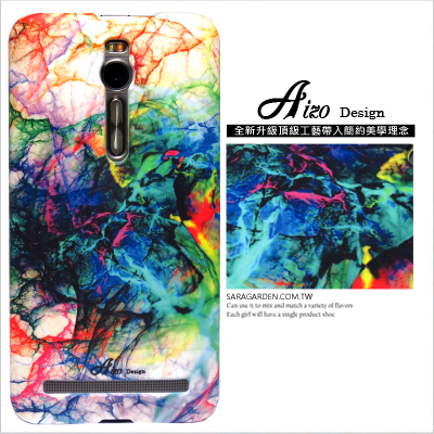3D 客製 撞色 Color 彩虹 潑墨 ASUS 華碩 Zenfone 2 3 5 6 ZE551ML ZE520KL ZE552KL Deluxe A500CG A600CG 手機殼