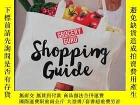 二手書博民逛書店GROCERY罕見GURU Shopping GuideY246218 如圖 如圖