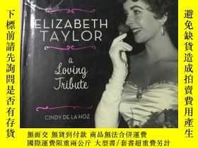 二手書博民逛書店Elizabeth罕見taylor A loving Julut