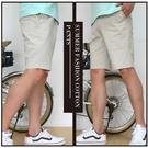 【大盤大】(A659) 男短褲 M-3XL 花紋休閒褲 米白 五分褲 口袋工作褲 戶外運動 旅遊 潮褲 時尚