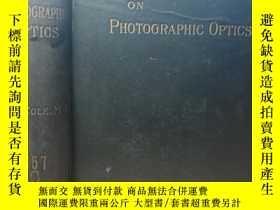 二手書博民逛書店1899年罕見A TREATISE ON PHOTOGRAPHI