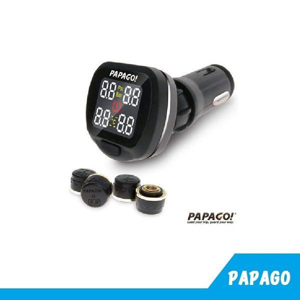 RH shop PAPAGO ! TireSafe S20E獨立型胎壓偵測器 (胎外式)