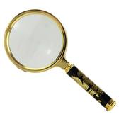 放大鏡高倍高清老人閱讀手持便攜式光學十倍老年人20/30/100