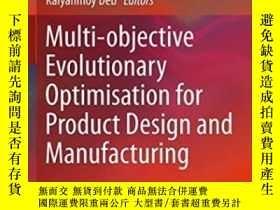 二手書博民逛書店Multi-objective罕見Evolutionary Optimisation For Product De
